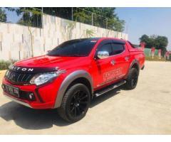 Mitsubishi Triton EXCEED 2017 MT