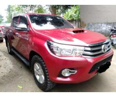 Toyota Hilux G 2016 MT DOUBLE CBN