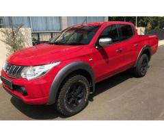 Mitsubishi Triton DOUBLE CBN MT 2015
