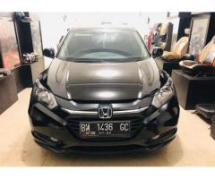 Honda HR-V S 2015 Hitam