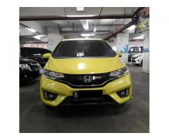 Honda Jazz RS 2016 Kuning