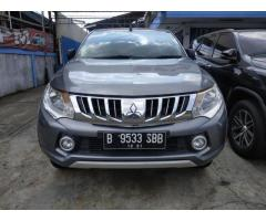 Mitsubishi Triton EXCEED 2016  AT