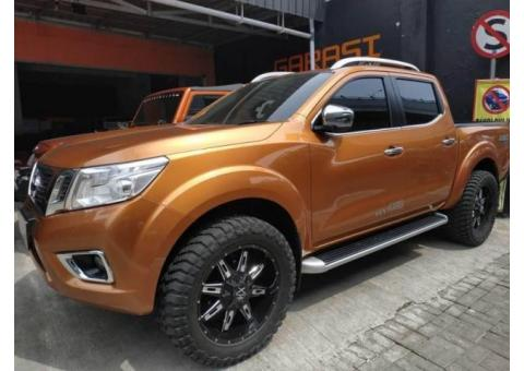 Nissan Navara 2.5 2 AT 2017