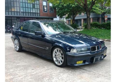 BMW 318i E36 Manual Tahun 1996