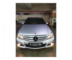 Mercedes benz c200 facelift 2012 super