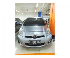 Toyota yaris 2011 facelift trd 2013