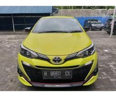 Toyota Yaris TDR Sportivo 2019