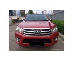 Toyota Hilux DC - Good Condition 2017