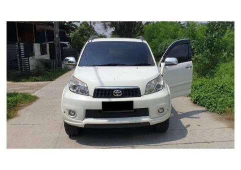 Toyota Rush S 2013 AT