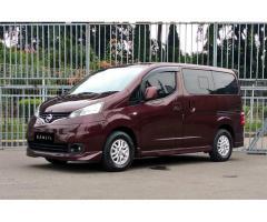 Jual Nissan Evalia 1.5 Xv Matic 2012
