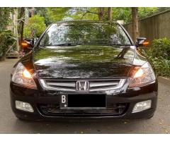 Honda Accord 2.4 VTI-L CM5 Automatic Tahun 2006