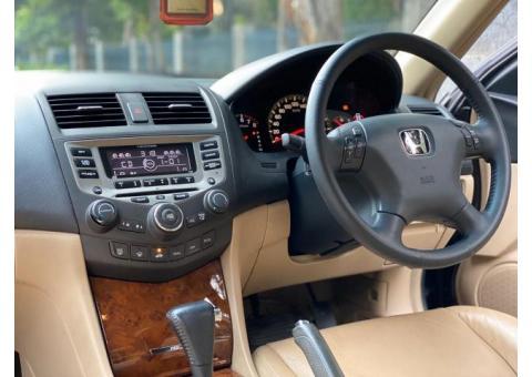 Honda Accord 2.4 VTI-L CM5 Automatic Tahun 2006