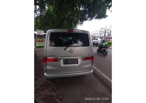 Nissan Evalia 2013 Manual Type SV - CP : 081386248711