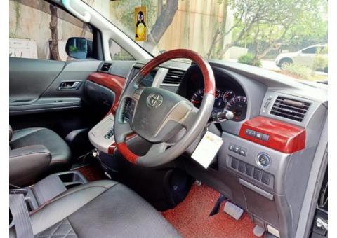 Toyota Alphard S 2009