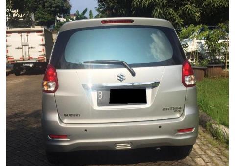 Suzuki Ertiga GX matic th 2013