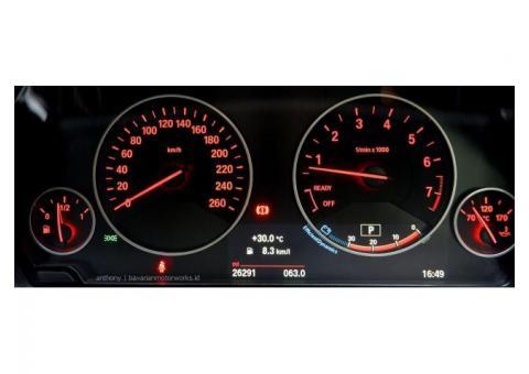 BMW 320i Luxury (diatasnya Sport) White NIK 2015 FULL ORIGINAL!