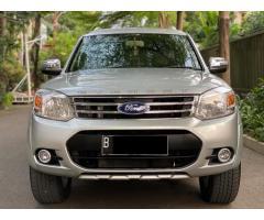 Ford everest 2013 facelift XLT LIMITED