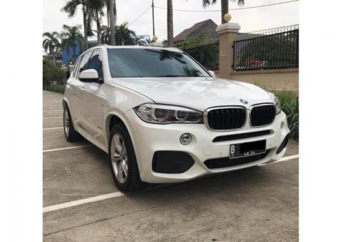 BMW X5 M-Sport 2015 km27rb antik