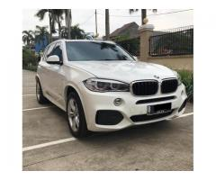 BMW X5 M-Sport 2015 km27rb antik