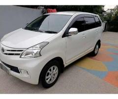 Toyota Avanza G 2012 Harga Bersahabat