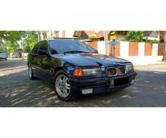 BMW 320 automatic E36 M52 Vanos Th 1995