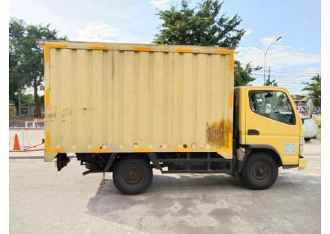 Mitsubishi colt diesel canter 110 PS 4 roda Th 2007