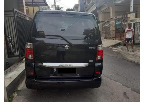 Suzuki APV GX Th 2012 Manual warna hitam