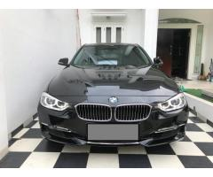 Jual BMW 328i Luxury AT 2014/2015