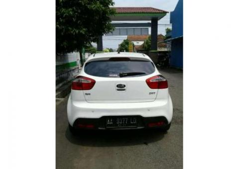 kia rio manual th 2013.