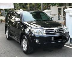 Toyota Fortuner 2.7 G-Lux 2010 Tangan 1