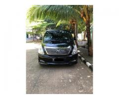 Hyundai H1 type Royal matic th 2013 diesel hitam metalik