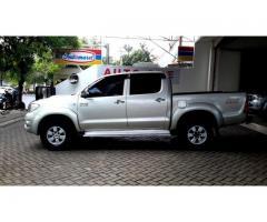 Toyota Hilux G Vnturbo 4x4 M/T 2011 Diesel