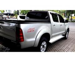Toyota Hilux G 2.5 Double Cabin 4x4 Vnturbo Diesel 2011