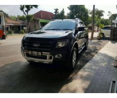 Ford Ranger Double Cabin AT 2014