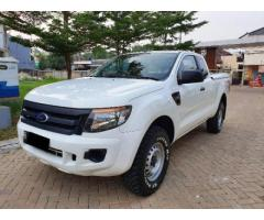 Ford ranger ras cabin th 2013 4x4