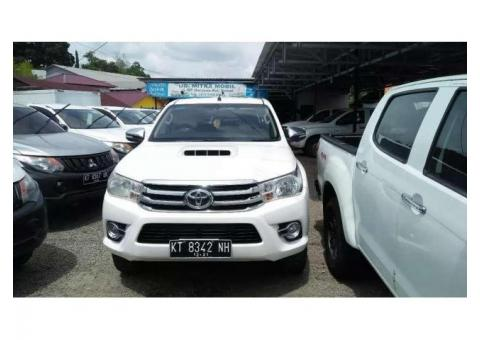 Toyota Hilux 2016 G MT