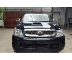Toyota Hilux E MT 2010