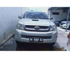 Toyota Hilux G 2011