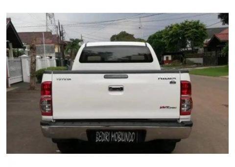 Toyota Hilux G D-4D MT 2014