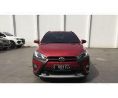 Toyota Yaris 1.5 TRD Sportivo 2014