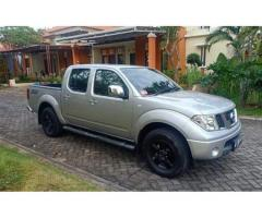 Nissan Navara LE AT 2009