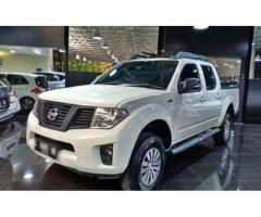 Nissan Navara Sports Version 2012