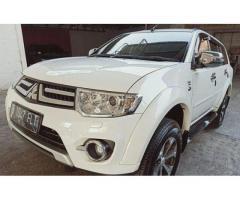 Mitsubishi Pajero Sport Dakar 2013