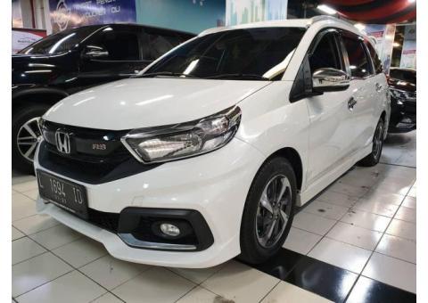 Honda Mobilio RS Tahun 2018 Matic Semarang - mobilbekas.co.id
