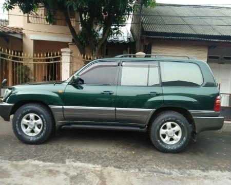 Harga Toyota Land Cruiser 2000