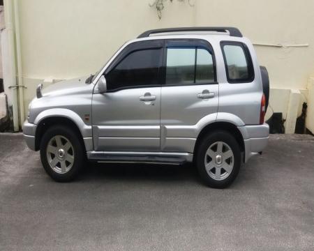 Harga Suzuki Escudo 2005